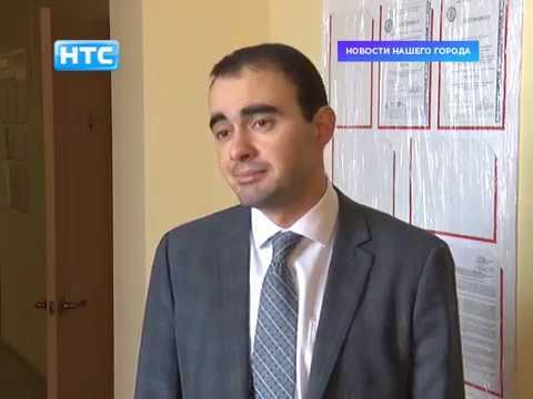 Министр социальной политики области Алексей Сабитов посетил Ирбит с рабочим визитом