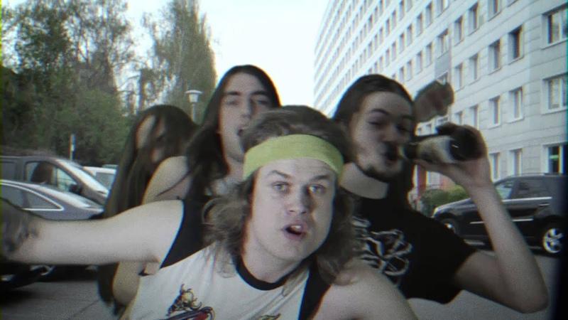 Space Chaser - Skate Metal Punks