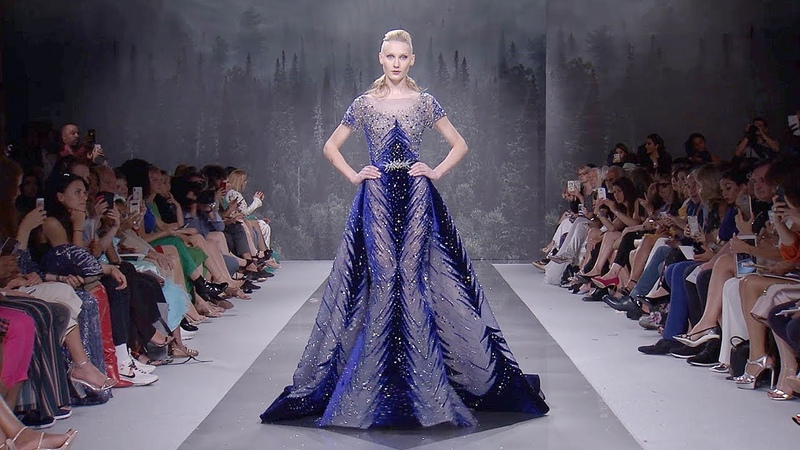 Ziad Nakad | Haute Couture Fall Winter 20182019 Full Show | Exclusive