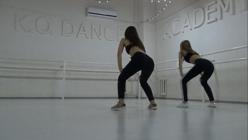 Dancehall choreo by Ness Tori (Vikki) | Show Yourself | K.O.D.A.