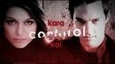 Kara zor-el kai parker | control