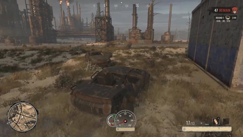 12 минут геймплея королевской битвы Fractured Lands в сеттинге Безумного Макса