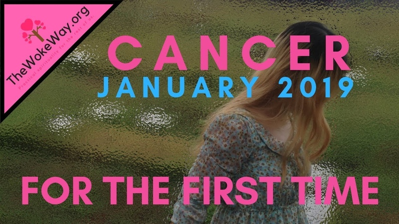 CANCER | A Month/Year of Many Firsts | JANUARY 2019 | RJ Marmol Tarot