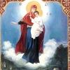 Приход Храма в честь Августовской иконы Божией М