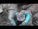Интересные Находки в немецком Блиндаже Excavations of German dugout № 10