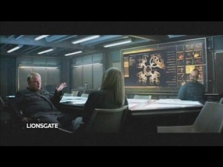 В сети появился первый трейлер третьей части фильма «Голодные игры»