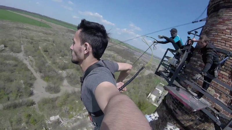 30   NO FEAR   ROPE JUMPING   ROSTOV-ON-DON   21-22.04.2018