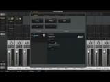 9. Hide Channels Ask Video Universal Audio 201 Learn The Mix Console UAD2 2016, ENG