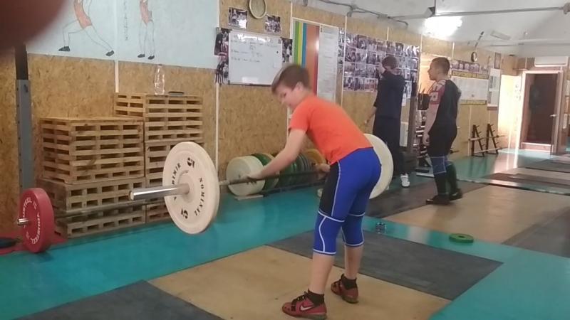 Бондарев Ваня 9 лет г Калач май 2018 г