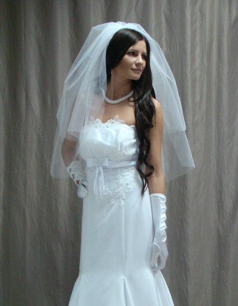 Как сшить свадебное платье своими руками фото
