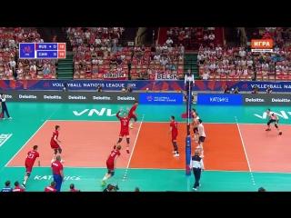 Канада - Россия / Лига Наций / 1-й тур / 25.05.2018 / 1080p