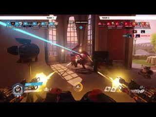 Overwatch, but with final fantasy sound effects