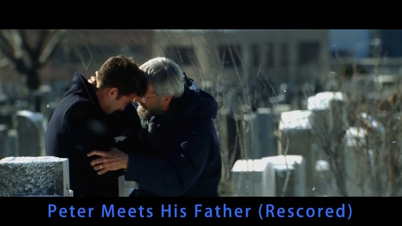 The Amazing Spider Man 2 - Peter Meets His Father (Rescored)