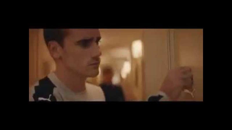 Olivier Giroud's Antoine Griezmann acting in new advert