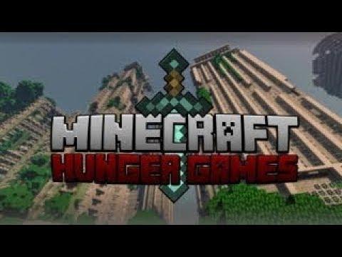 Minecraft Голодные игры Hunger Games 1 Начинаем играть 💣🔥