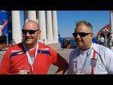 England Fans Arrive In Volgograd For Tunisia Game - Russia 2018