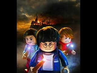 Lego Harry Potter years 5 - 7- #24 (Сжигая Мосты).