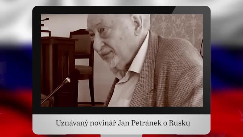 Jan Petránek. Jasné argumenty a objektivní fakta o ruských mýtech