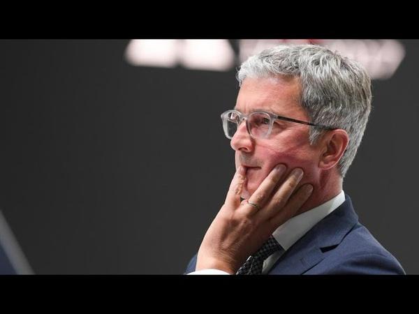 Audi-Chef wollte offenbar gegen Zeugen vorgehen