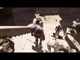 10 минут стильного геймплея Dishonored: Death of the Outsider
