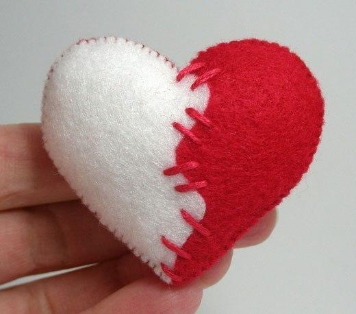 Сердечки на день валентина своими руками из бумаги