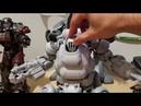 Fallout 4 3D Printed Sentry Bot Demo