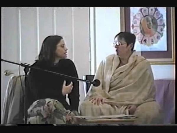 Yamuna devi dasi Kausalya devi dasi ~ Srila Prabhupada in India early ISKCON ~ 2