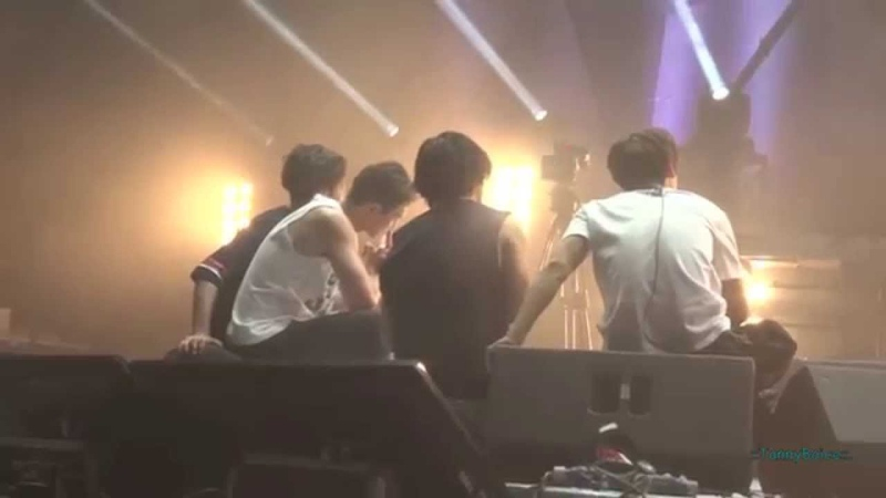 20140919 Ending Concert CNBLUE Can't Stop in MANILA