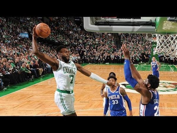 Philadelphia Sixers vs Boston Celtics - Full Game Highlights | Oct 16, 2018 | NBA 2017-18
