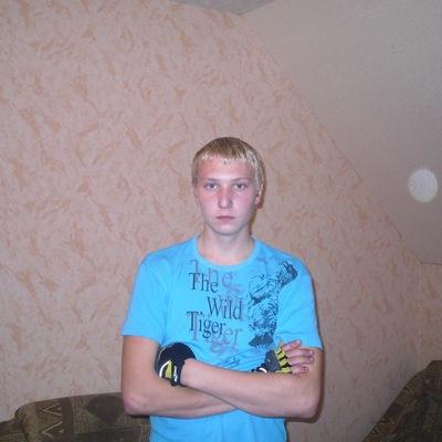 Андрей Гарро, 18 января 1996, Сызрань, id139613338