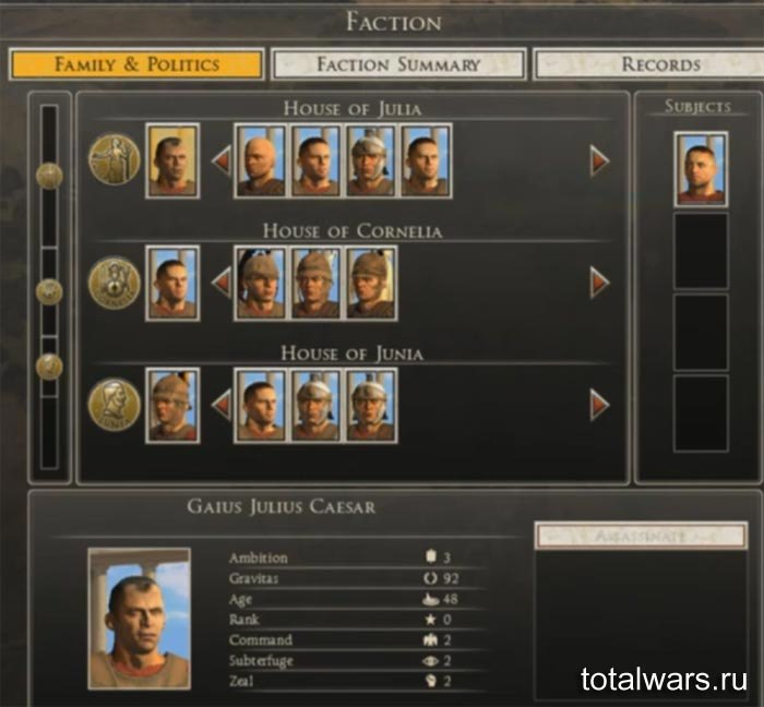 Трансляция показа Total War: Rome 2 на Rezzed