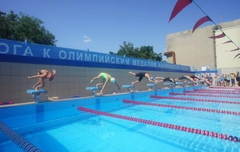 Таганрогские пловцы выиграли кубок федерации плавания Ростовской области