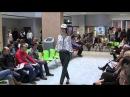 Pokaz mody na Politechnice - Łódź - Kolekcja wiosna-lato 2014