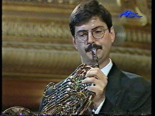 Rosetti: Horn Concerto No.3 1st.mov. Miklos Nagy