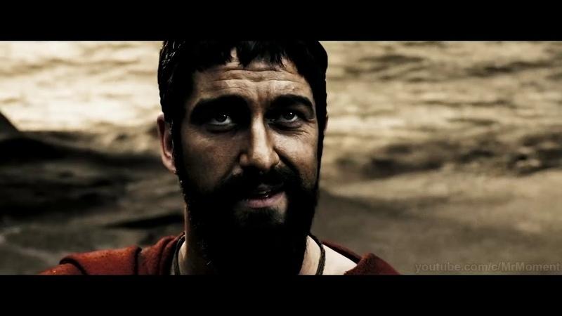 Сейчас угадаю ты видимо Ксеркс Встреча царя Леонида и Ксеркса 300 спартанцев 2007