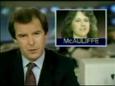 The Challenger Disaster: ABC World News Tonight 1-28-1986