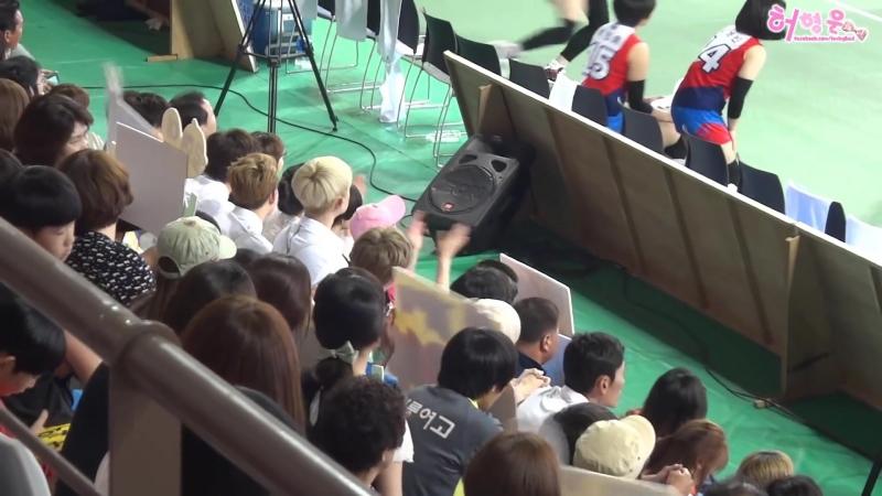 [VK][160601] MONSTA X fancam @ KBS2 Cool Kiz On The Block