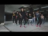 Набор в группу Dancehall (обучение с 0 и отборы в команды)