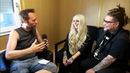 In This Moment Interview - Sweden Rock Festival 2018 - Maria Brink Chris Howorth