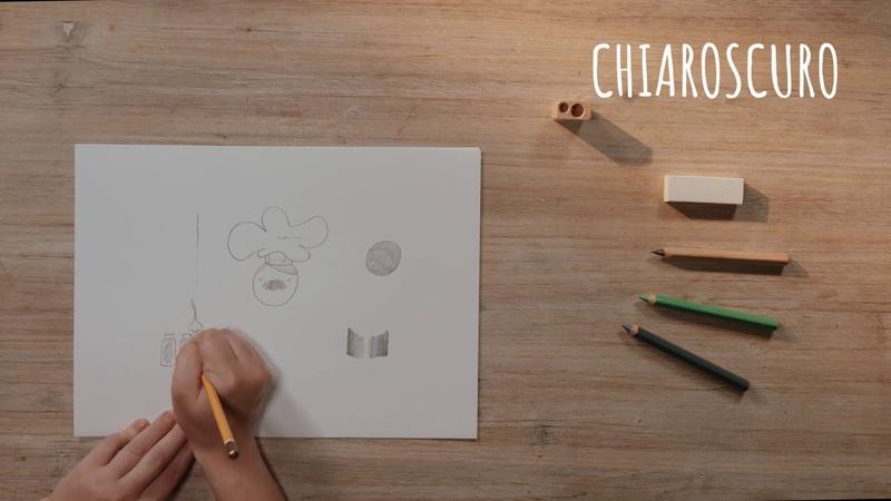 La matita come si fa il chiaroscuro tratto da Artemondo