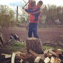 Мне сказали что нужно что-то добавить в инстаграм! Ты ж фотограф! )) Я добавил)) #дрова #дровосек...