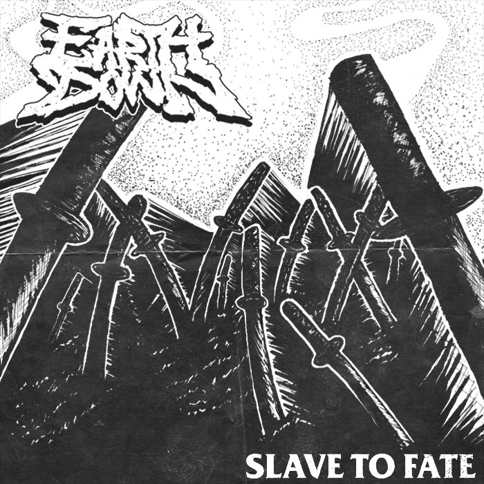 Earth Down - Slave To Fate [EP] (2015)