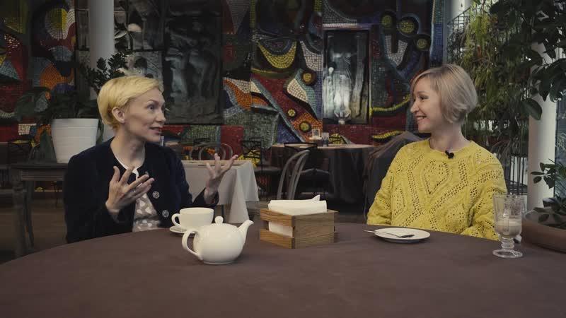 Трейлер интервью с Ириной Гилёвой