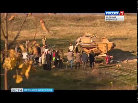 ГТРК СЛАВИЯ Сказитель Маточкин и Сойма в Устреке 16 10 18
