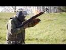 МКраш тест автомата Калашникова Горит но стреляет Стреляет после горения ое видео