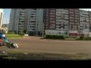 Жуткое ДТП с мотоциклом в Красноярске