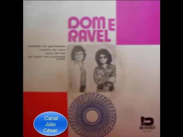 Dom Ravel - Compacto Duplo / 1974