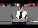 Birgit Malsack Winkemann AFD Alle sitzen da und Schweigen obwohl Sie alle den Bericht kennen