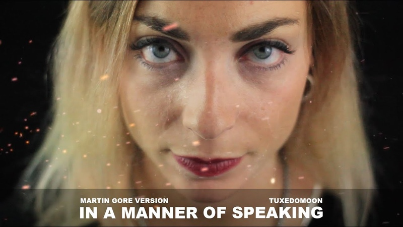 In a Manner of Speaking - Martin Gore Version [Cinematic Cover by Lies of Love][TuxedoMoon]