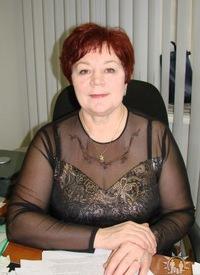 Галина Хворостова, 10 апреля 1952, Новокузнецк, id209709214
